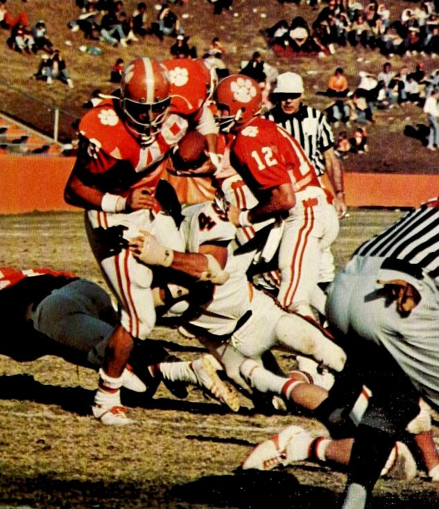 Virginia Cavaliers Football 1974 Uniform