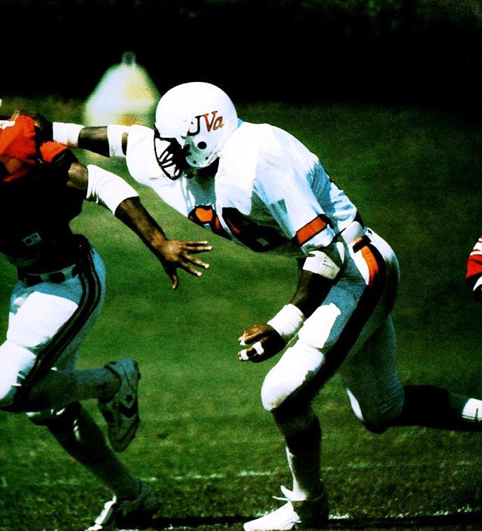 Photos - 1983 Football Cavaliers Game Virginia