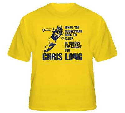 Hoos in the NFL T-Shirts - Chris Long 1368ec5ff